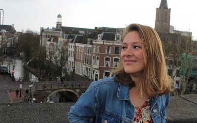 Op weg naar de Top: Eva Oosters (21)