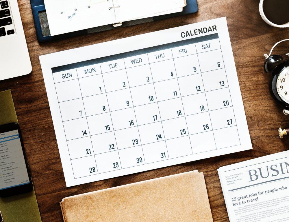 Op de agenda: evenementen in januari