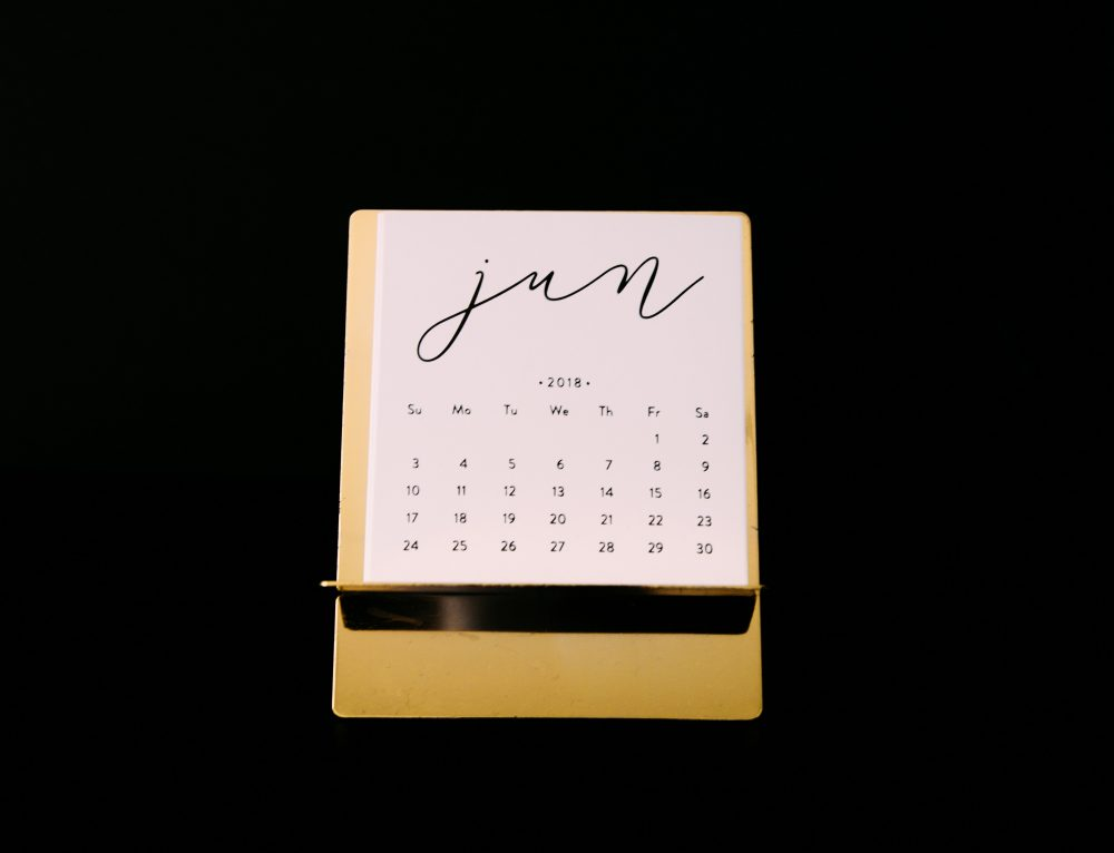 Op de agenda: evenementen in juni