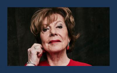 """Neelie Kroes: """"Ik was vaak de eerste vrouw in een gezelschap"""""""