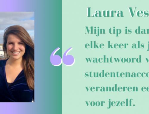 Op weg naar de top: Laura Vestjens