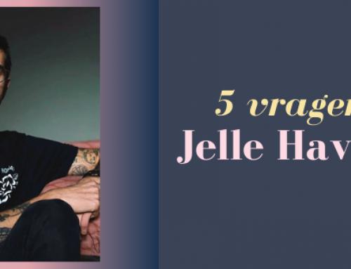 Vijf vragen met Jelle Havermans