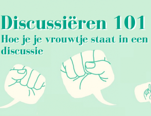 101 Discussiëren