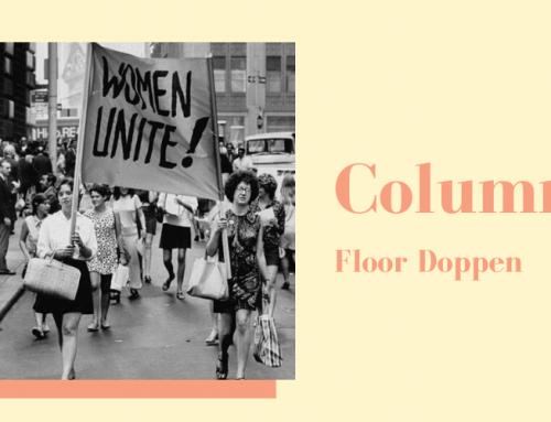Vrouwendingen – Column Floor Doppen