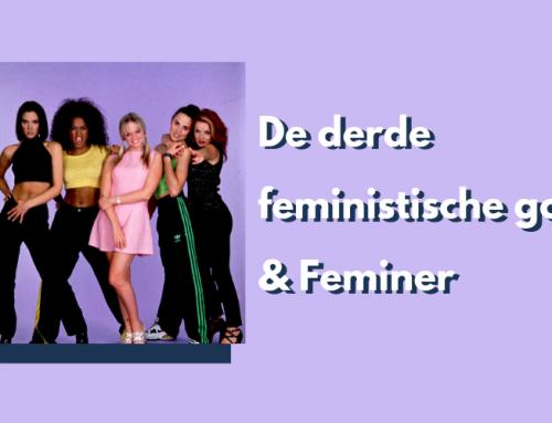 Lesje geschiedenis: de derde feministische golf en Feminer