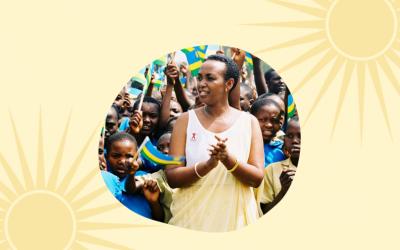 De vrouwen van het nieuwe Rwanda: een voorbeeld voor Nederland